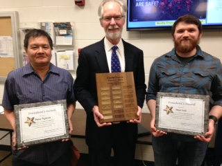 Specialty Screw Corporation Honors Employees